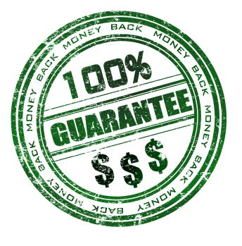 The Clutter Cleanse® Is Backed by a Totally-Happy-Money-Back Guarantee.
